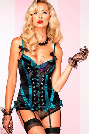Quieres Ser una Asesoras Tuppersex en Torre-Pacheco y vender Lencería sexy como Corset y Bustiers