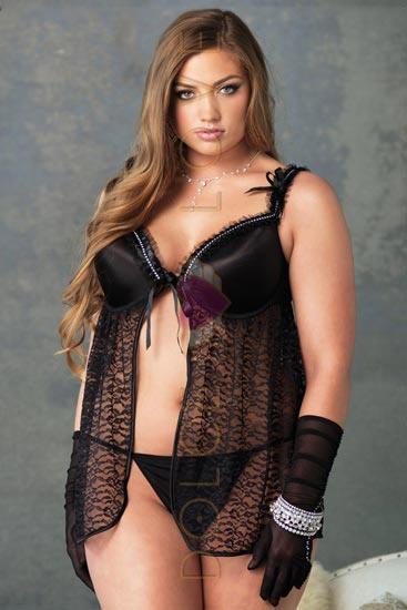 Facilita con Dolce Love en Medina del Campo Lencería sexy y sensual como Picardías